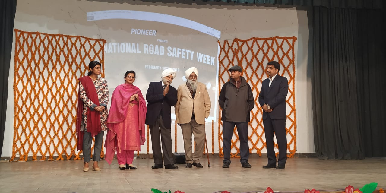 National Road Safety Week